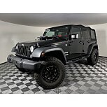 2015 Jeep Wrangler for sale 101592589
