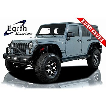 2015 Jeep Wrangler for sale 101603333