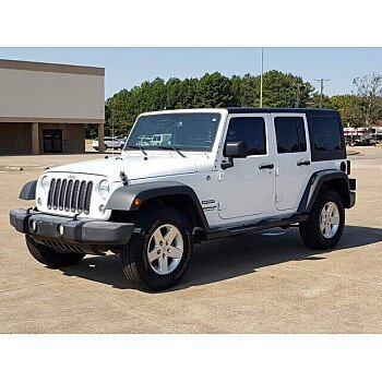 2015 Jeep Wrangler for sale 101613207
