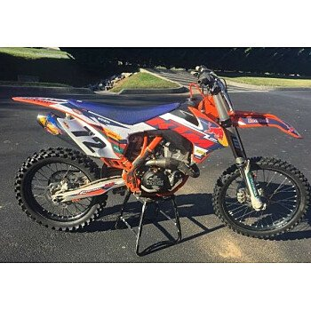 2015 KTM 350SX-F for sale 200541972