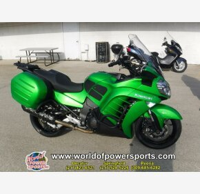 2015 Kawasaki Concours 14 for sale 200745022