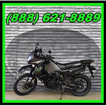 2015 Kawasaki KLR650 for sale 200622879