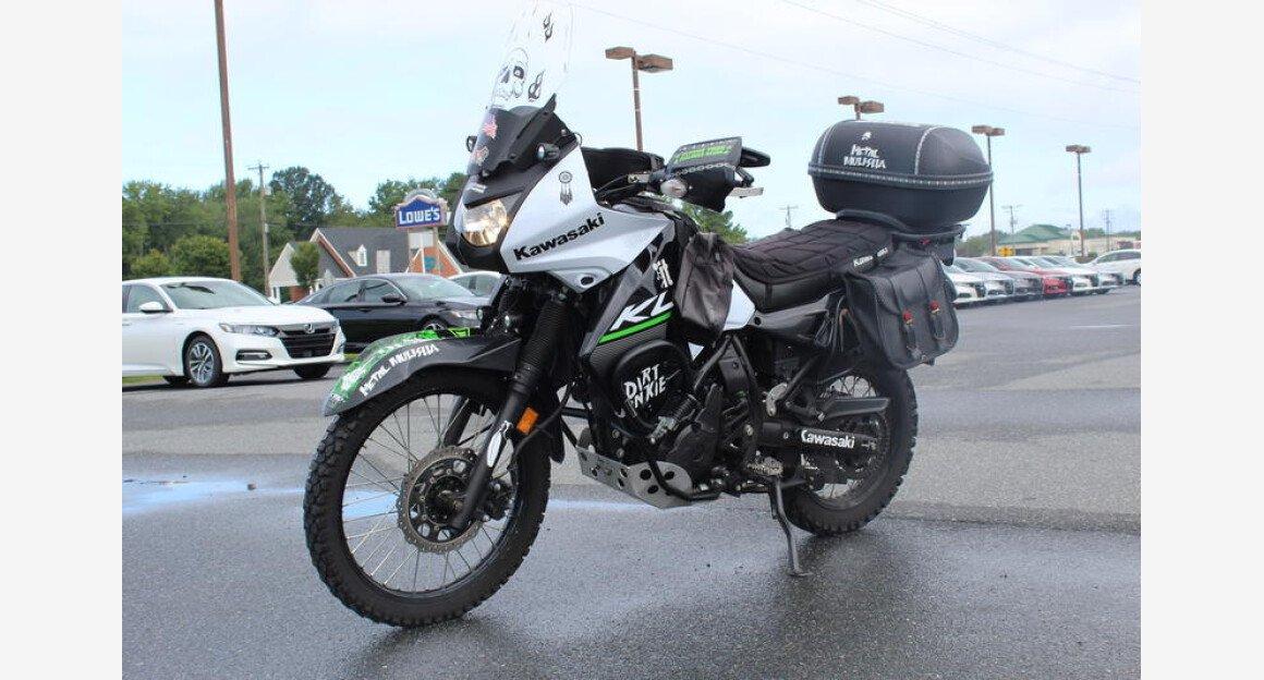 2015 Kawasaki KLR650 for sale 200647687