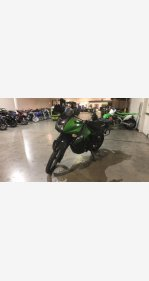 2015 Kawasaki KLR650 for sale 200687330