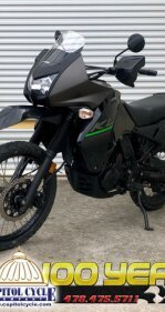 2015 Kawasaki KLR650 for sale 200692751