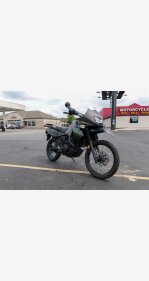 2015 Kawasaki KLR650 for sale 200956650