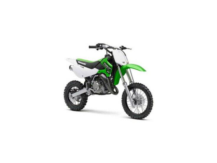 2015 Kawasaki KX100 65 specifications