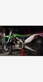 2015 Kawasaki KX450F for sale 200522621