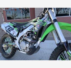 2015 Kawasaki KX450F for sale 200825161