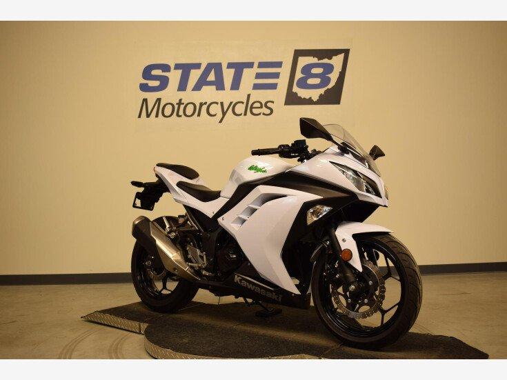 2015 Kawasaki Ninja 300 for sale near Peninsula, Ohio 44224