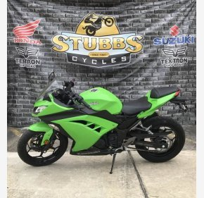 2015 Kawasaki Ninja 300 for sale 200645508