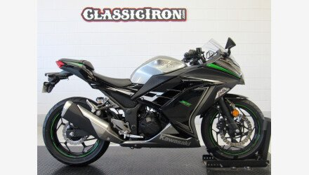 2015 Kawasaki Ninja 300 for sale 200648802