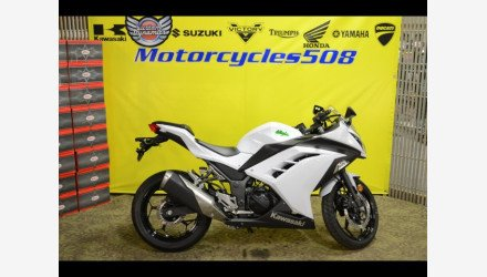 2015 Kawasaki Ninja 300 for sale 200665345