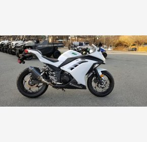 2015 Kawasaki Ninja 300 for sale 200703095
