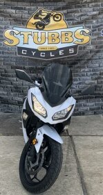 2015 Kawasaki Ninja 300 for sale 200703286