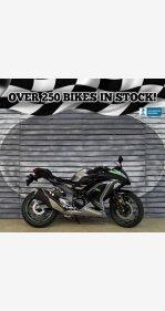 2015 Kawasaki Ninja 300 Motorcycles for Sale - Motorcycles