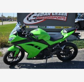2015 Kawasaki Ninja 300 for sale 200810288