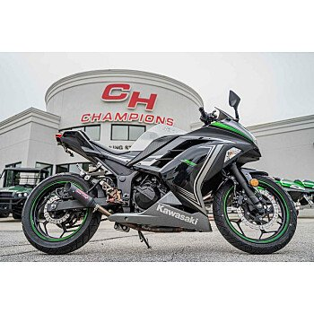 2015 Kawasaki Ninja 300 for sale 200853333
