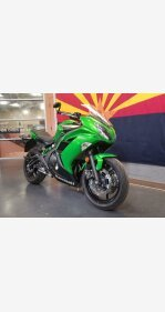 2015 Kawasaki Ninja 650 for sale 200657046