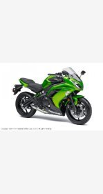 2015 Kawasaki Ninja 650 for sale 200698684