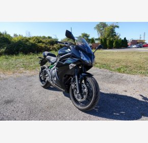 2015 Kawasaki Ninja 650 for sale 200815634