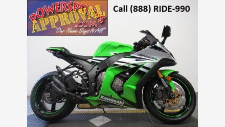 2015 Kawasaki Ninja ZX-10R for sale 200794192
