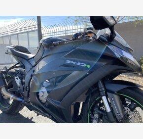 2015 Kawasaki Ninja Zx 10r Motorcycles For Sale