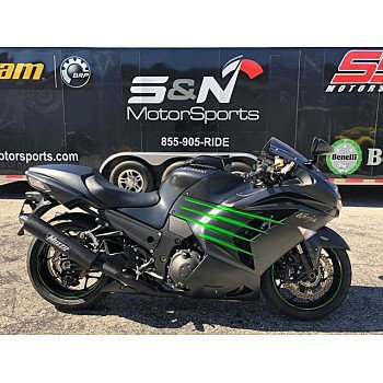 2015 Kawasaki Ninja ZX-14R for sale 200810059
