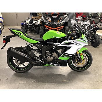 2015 Kawasaki Ninja ZX-6R for sale 200578650