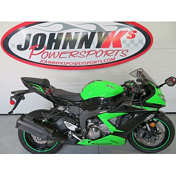 2015 Kawasaki Ninja ZX-6R for sale 200621942