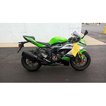 2015 Kawasaki Ninja ZX-6R for sale 200636640
