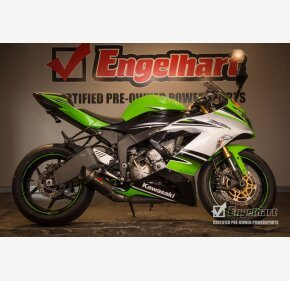 2015 Kawasaki Ninja ZX-6R for sale 200582344