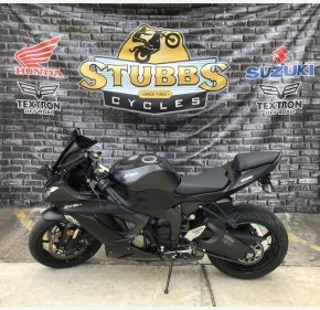 2015 Kawasaki Ninja ZX-6R for sale 200632412
