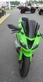 2015 Kawasaki Ninja ZX-6R for sale 200647665