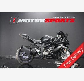 2015 Kawasaki Ninja ZX-6R for sale 200675065
