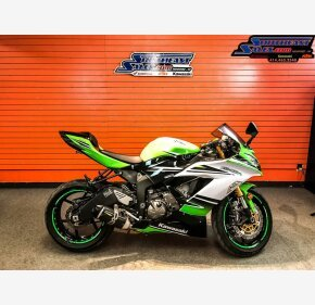 2015 Kawasaki Ninja ZX-6R for sale 200681416