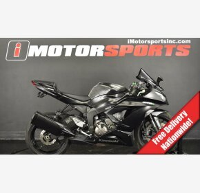 2015 Kawasaki Ninja ZX-6R for sale 200699088