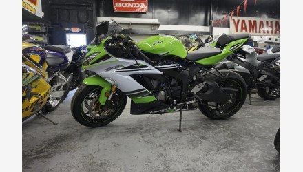 2015 Kawasaki Ninja ZX-6R for sale 200704918