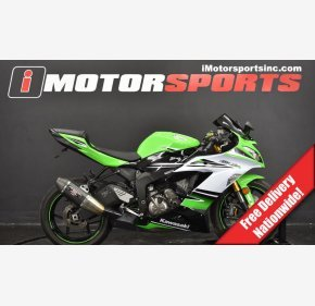 2015 Kawasaki Ninja ZX-6R for sale 200711553