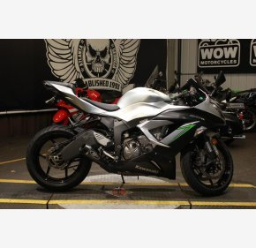2015 Kawasaki Ninja ZX-6R for sale 200777023