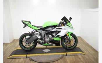 2015 Kawasaki Ninja ZX-6R for sale 200786441