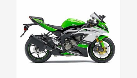 2015 Kawasaki Ninja ZX-6R for sale 200933699