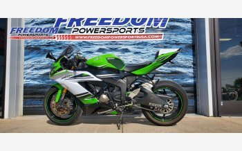 2015 Kawasaki Ninja ZX-6R for sale 201073145
