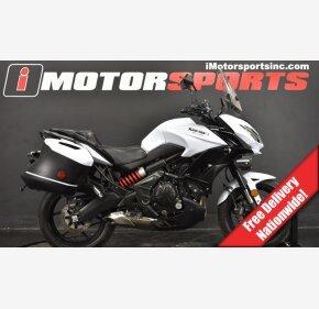 2015 Kawasaki Versys for sale 200711105