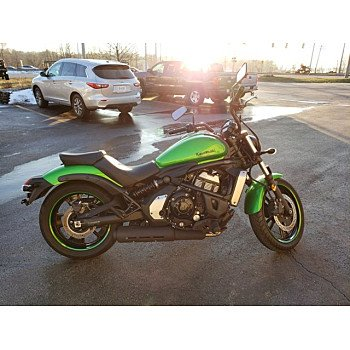 2015 Kawasaki Vulcan 650 for sale 200682841
