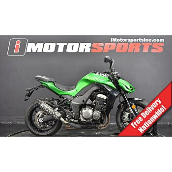 2015 Kawasaki Z1000 for sale 200699282