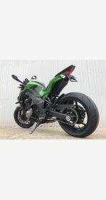 2015 Kawasaki Z1000 for sale 200682064