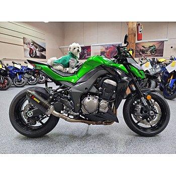 2015 Kawasaki Z1000 for sale 201059524