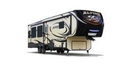 2015 Keystone Alpine 3500RE specifications