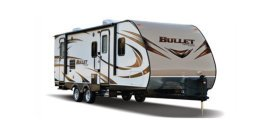 2015 Keystone Bullet 207RBS specifications